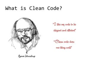 what is clean code?